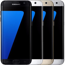 Samsung Galaxy S7 Edge 4g Lte 32gb 12mp Dual Pixel A Msi !!!