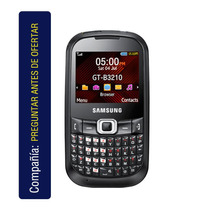 Samsung B3210 Corbytxt Qwerty Sms Radio Fm Reproductor Mp3
