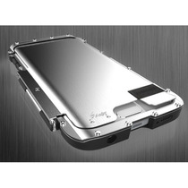 Funda Armor King Iron Man Samsun Galaxy S6 Edge +regalo