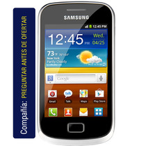 Samsung Galaxy Mini 2 Gt-s6500l Android Cám 3.1 Mpx Wifi Gps