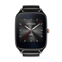 Asus Zenwatch 2 Android Smartwatch - 1.63 Gunmetal