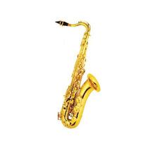 Saxofon Tenor Si Bemol Blessing Laqueado Con Estuche