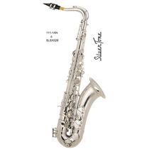 Saxofon Tenor ßb ( Si B ) Silverton Niquelado Slsx026