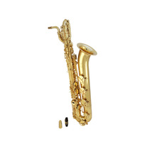 Saxofon Baritono Mi Bemol Laqueado Con Estuche