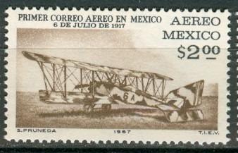 Conmemoran-98-años del-primer-correo aéreo en méxico...CON UNA PIFIA....¡¡¡¡¡¡ Sc-c326-ano-1967-b1-primer-correo-aereo-mexico-pachuca-9219-MLM20013171038_112013-O