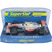 Checo Perez F1 Scalextric Superslot Mclaren Mercedes 1/32