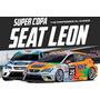 Autopista Electrica Ninco Super Copa Seat Leon Analoga 1:32