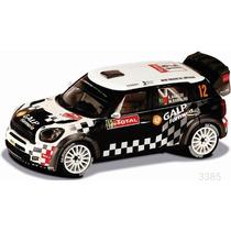 Scalextric Superslot Mini Countryman Wrc Montecarlo 1/32