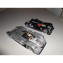 Scalextric Audi Y Cadillac Para Acompletar