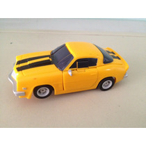 Scalextric Micro Bumbble Bee Para Pistas Electricas 1:64