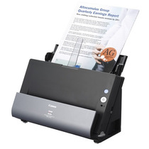 Scanner Canon Dr-c225 600 Ppp Velocidad 25ppm Doble Carta +c