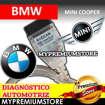 Escaner Bmw Y Mini Cooper Diagnostico Automotriz Usb Inpa