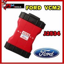 Scaner Ford Vcm2 Diagnostico Avanzado Reprogramacion J2534