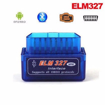 Escaner Automotriz Universal Bluetooth Elm327 V1.5 Obd2 Ii