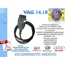 Vag Com 14.10 La Mas Nueva Version De Vag Com Vcds