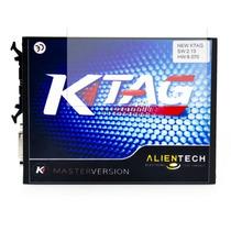 V2.13 Ktag K-tag Ecu Que Programa Master Tool Version Hardwa