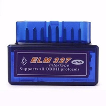 Escáner Automotriz Bluetooth Universal Elm327 V1.5 Obd2