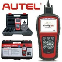 Autel Md802 All Systems Elite Escaner Automotriz