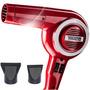 Secadora Timco Profesional 2 Velocidades 4 Temperaturas Roja