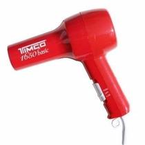 Secadora Timco Basic Roja 1650, 2 Velocidades - B1650