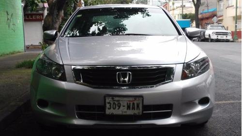 Sedan Honda Accord 4 Cil Super Económico No Vw