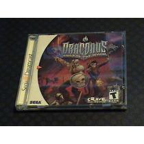 Draconus Cult Of The Wyrm Dreamcast