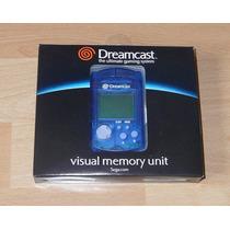 Vmu Memoria Dreamcast Original Completamente Nueva