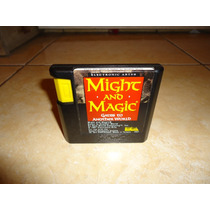 Might And Magic Gates To Another World Sega Genesis +++