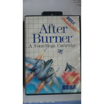 After Burner Completo Sega Arcade Hit Master System Vv4