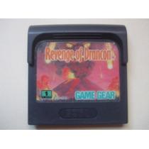 Revenge Of Drancon Raro Sega Game Gear Sonic