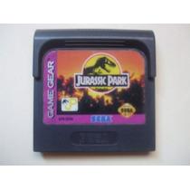 Jurassic Park Sega Game Gear Sonic