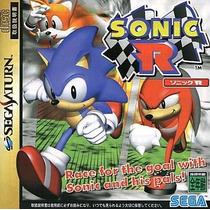 Sonic R Sega Saturn Japonesa