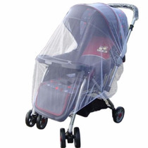 Malla Protectora Contra Mosquitos Para Cuna O Corral De Bebé