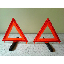 Triángulos Reflejantes De Seguridad Seminuevos Oferta Remato