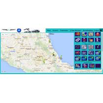 Plataforma De Rastreo Satelital, Web, Somos Desarrolladores.