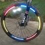 Reflejante Para Rin De Bicicleta Marca Stickywow