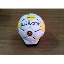Alcancia Balon De Futbol America Y Chivas