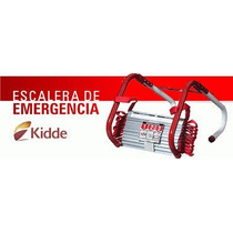 Escalera Emergencia Escape Incendio Segundo Piso 15 Pie E611
