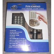 Chapa Cerradura Alarma Digital Electronica Varios Usuarios