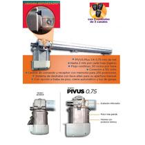 Kit De Pistones Electromecánicos Para Portón Automatico Ctra
