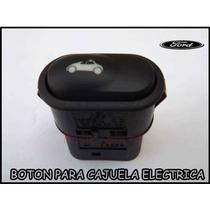Boton Para Cajuela Y Capota Electrica Original Ford