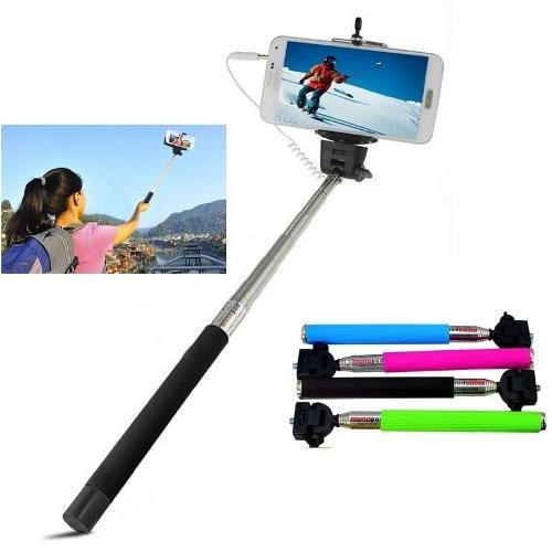 selfie stick baston para celulares iphone android go pro en mercadolibre. Black Bedroom Furniture Sets. Home Design Ideas