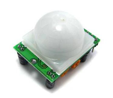 Sensor de movimiento infrarojo pir sensor de presencia for Sensor de presencia
