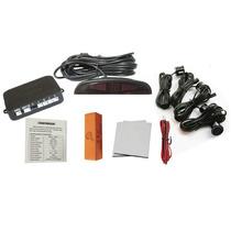Sensor De Reversa 4 Ptos Con Display Y Alarma Varios Colores