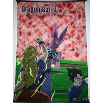Dragon Ball Z Wallscroll