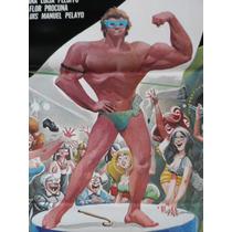 1981 Solo Para Damas Jaime Moreno Sexy-comedia Poster D Cine