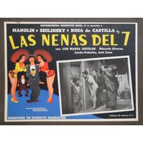 Las Nenas Del 7 Manolin Y Shilinsky Rosa De Castilla Origina