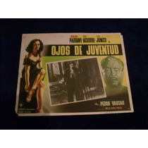 Ojos De Juventud Joaquin Pardave Lobby Card Cartel Poster A