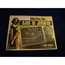 Ojos De Juventud Joaquin Pardave Lobby Card Cartel Poster B