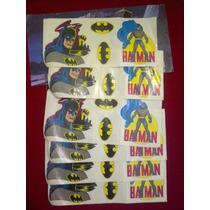Estampas Antiguas De Batman De Los 80s